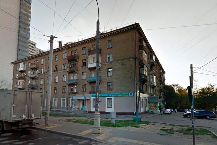 Справка 086 у Школьная улица (город Щербинка) Справка 070 у Улица Большая Якиманка