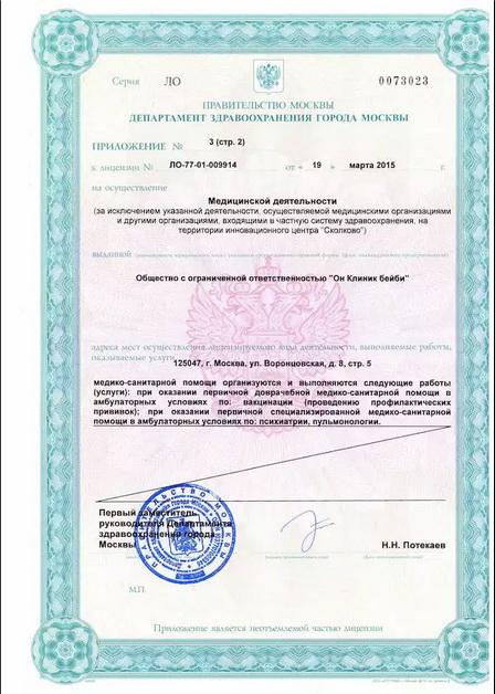 Справка о гастроскопии Панфиловская Санаторно-курортная карта для детей 076 у Марьино